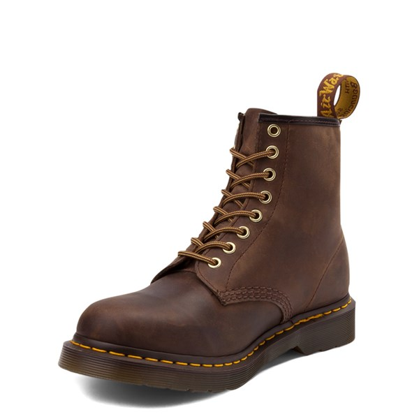 alternate image alternate view Dr. Martens 1460 8-Eye Aztec Crazy Horse BootALT3