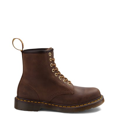 Main view of Dr. Martens 1460 8-Eye Aztec Crazy Horse Boot