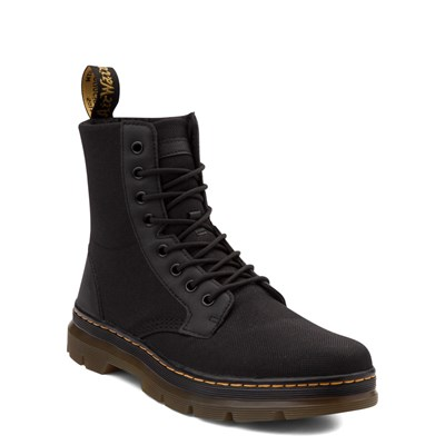 Alternate view of Mens Dr. Martens Combs Boot - Black