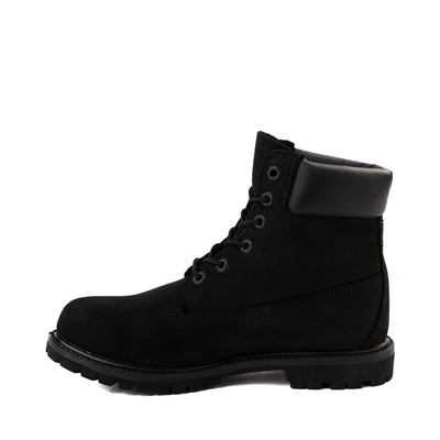 "Alternate view of Womens Timberland 6"" Premium Boot - Black"
