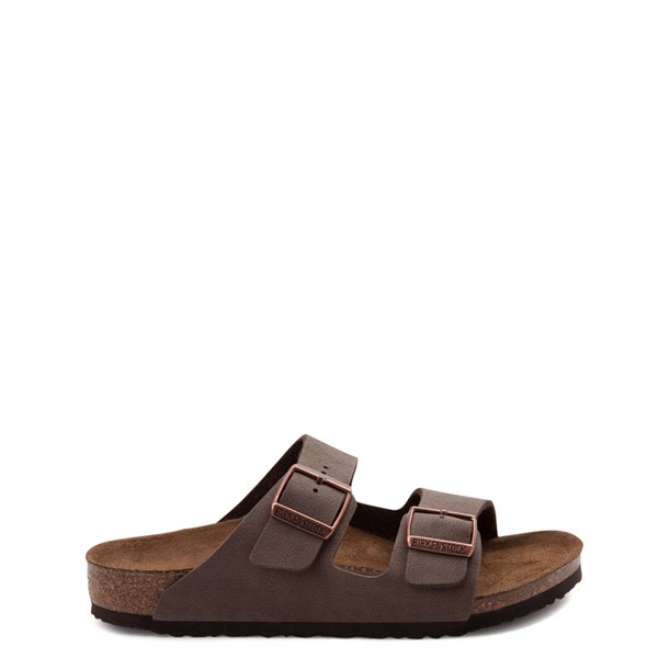 Main view of Birkenstock Arizona Sandal - Little Kid - Light Brown