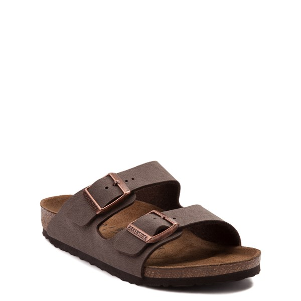 alternate image alternate view Birkenstock Arizona Sandal - Little Kid - Light BrownALT1