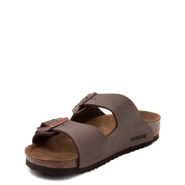 alternate image alternate view Birkenstock Arizona Sandal - Little Kid - Light BrownALT3