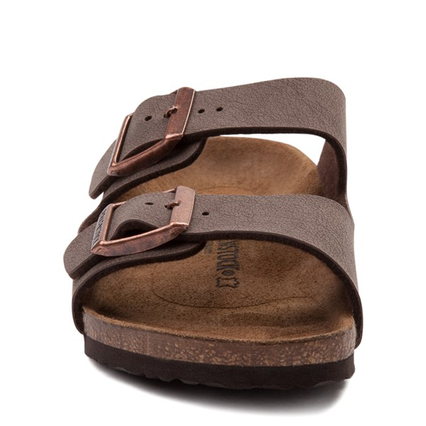 alternate image alternate view Birkenstock Arizona Sandal - Little Kid - Light BrownALT4