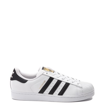 Main view of Mens adidas Superstar Athletic Shoe