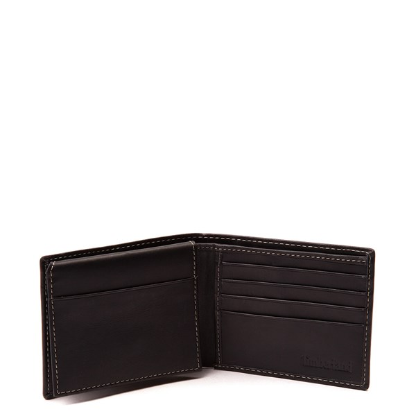 alternate image alternate view Timberland Passcase Wallet - BlackALT1