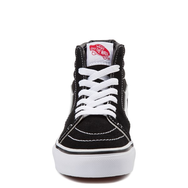 alternate image alternate view Vans Sk8 Hi Skate Shoe - Little Kid / Big KidALT4