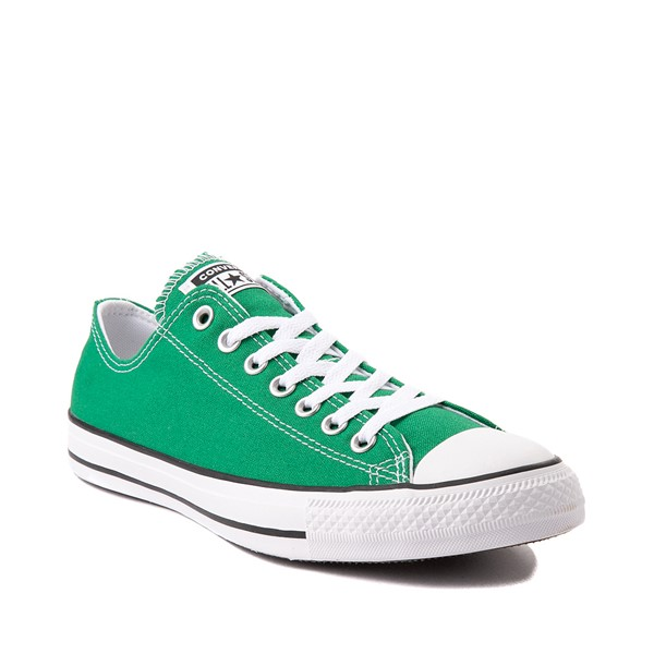 alternate image alternate view Converse Chuck Taylor All Star Lo Sneaker - Amazon GreenALT5