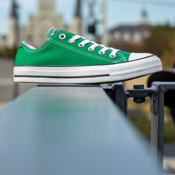 alternate image alternate view Converse Chuck Taylor All Star Lo Sneaker - Amazon GreenALT1B