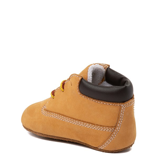 alternate image alternate view Timberland Boot and Hat Set - Baby - WheatALT2