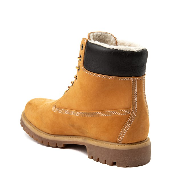 "alternate image alternate view Mens Timberland 6"" Shearling BootALT2"