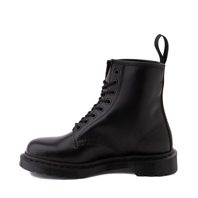 Alternate view of Dr. Martens 1460 8-Eye Boot - Black Monochrome