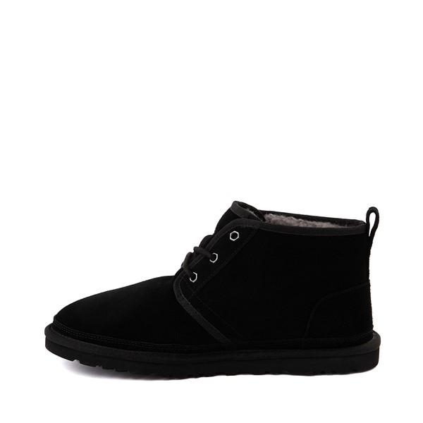 alternate image alternate view Mens UGG® Neumel Casual Shoe - BlackALT1