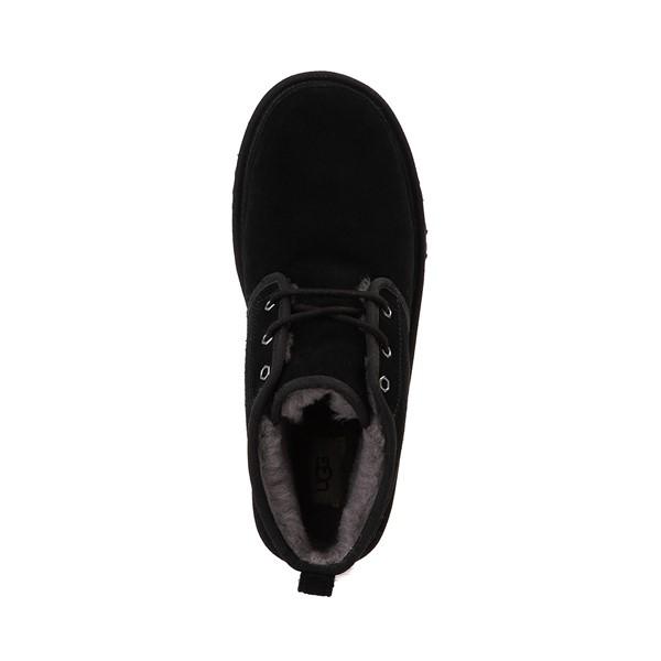 alternate image alternate view Mens UGG® Neumel Casual Shoe - BlackALT2