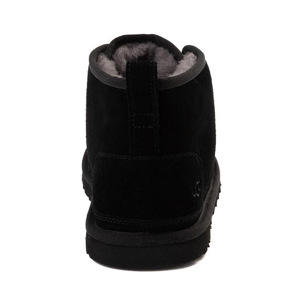 alternate image alternate view Mens UGG® Neumel Casual Shoe - BlackALT4