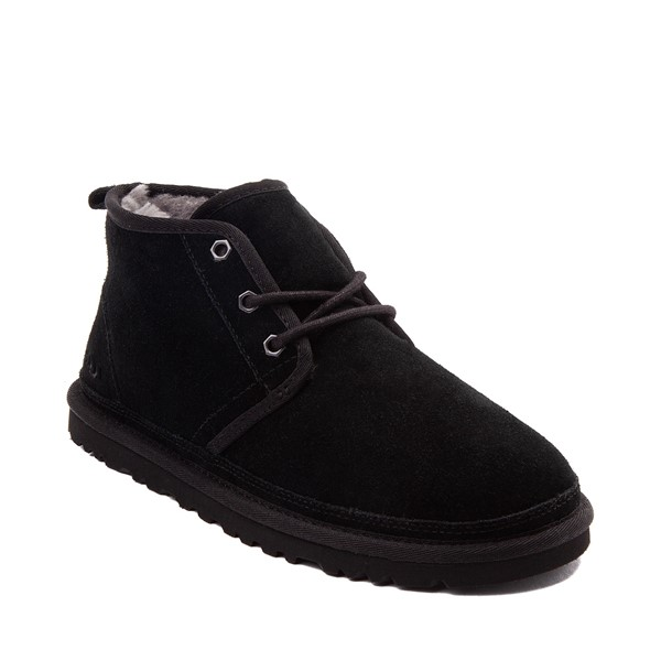 alternate image alternate view Mens UGG® Neumel Casual Shoe - BlackALT5