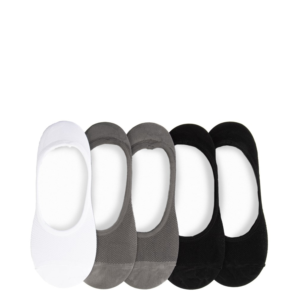 Mens Mesh Liners 5 Pack - Multi
