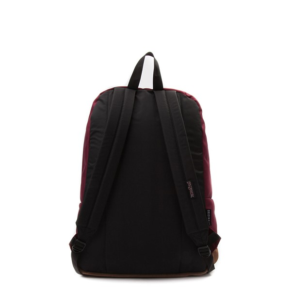alternate image alternate view JanSport Right Pack Backpack - Russet RedALT2