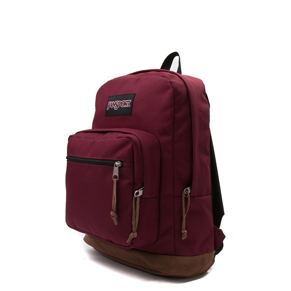 alternate image alternate view JanSport Right Pack Backpack - Russet RedALT4