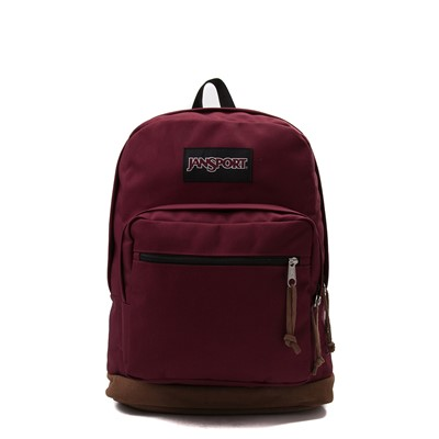 Main view of JanSport Right Pack Backpack - Russet Red