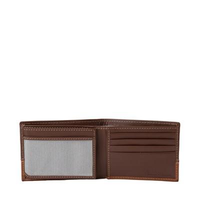 Alternate view of Timberland 2 Tone Bi-Fold Wallet - Brown / Tan