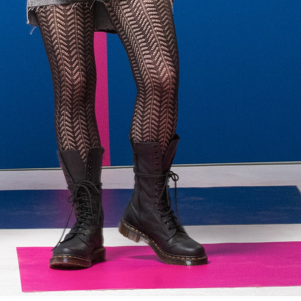 da59dcca9683 Womens Dr. Martens 1B99 14-Eye Boot. Previous. alternate image ALT6