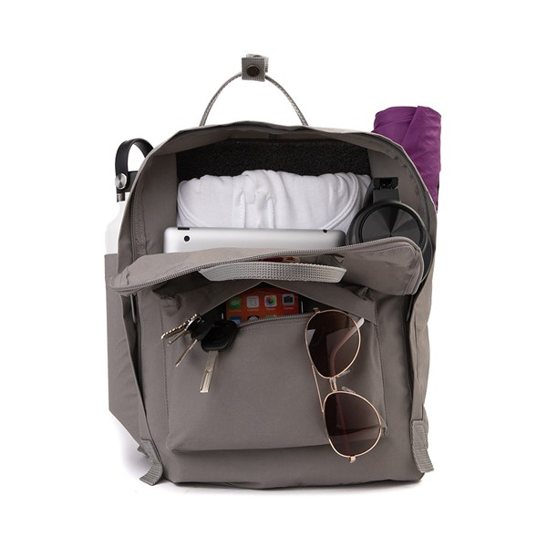 alternate image alternate view Fjallraven Kanken Backpack - Fog GreyALT1
