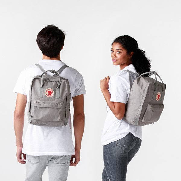 alternate image alternate view Fjallraven Kanken Backpack - Fog GreyALT1BADULT