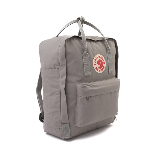alternate image alternate view Fjallraven Kanken Backpack - Fog GreyALT4B