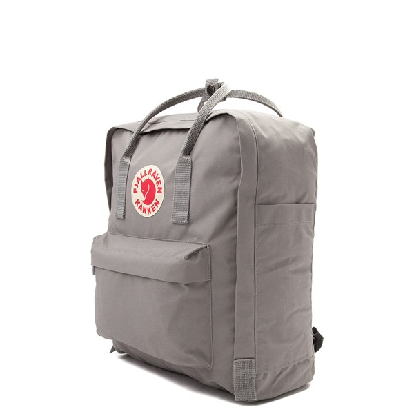 alternate image alternate view Fjallraven Kanken Backpack - Fog GreyALT2