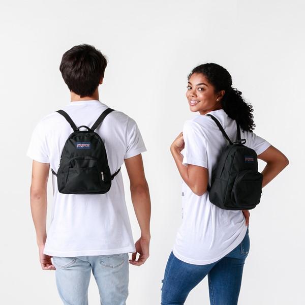 alternate image alternate view JanSport Half Pint Mini Backpack - BlackALT1BADULT