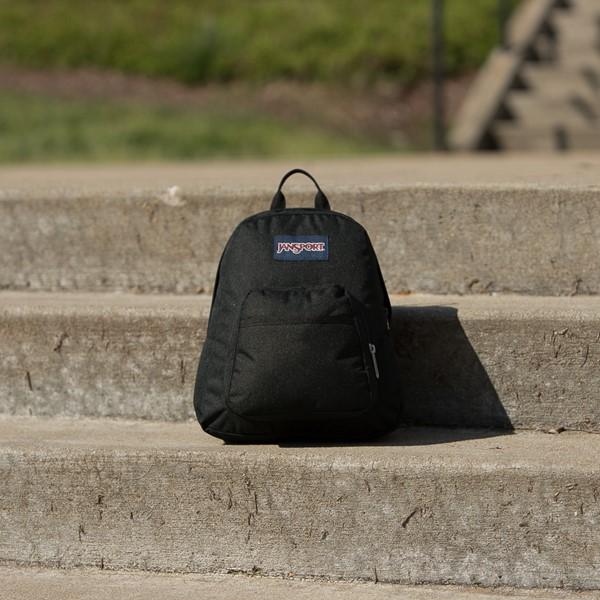alternate image alternate view JanSport Half Pint Mini Backpack - BlackALT1BB