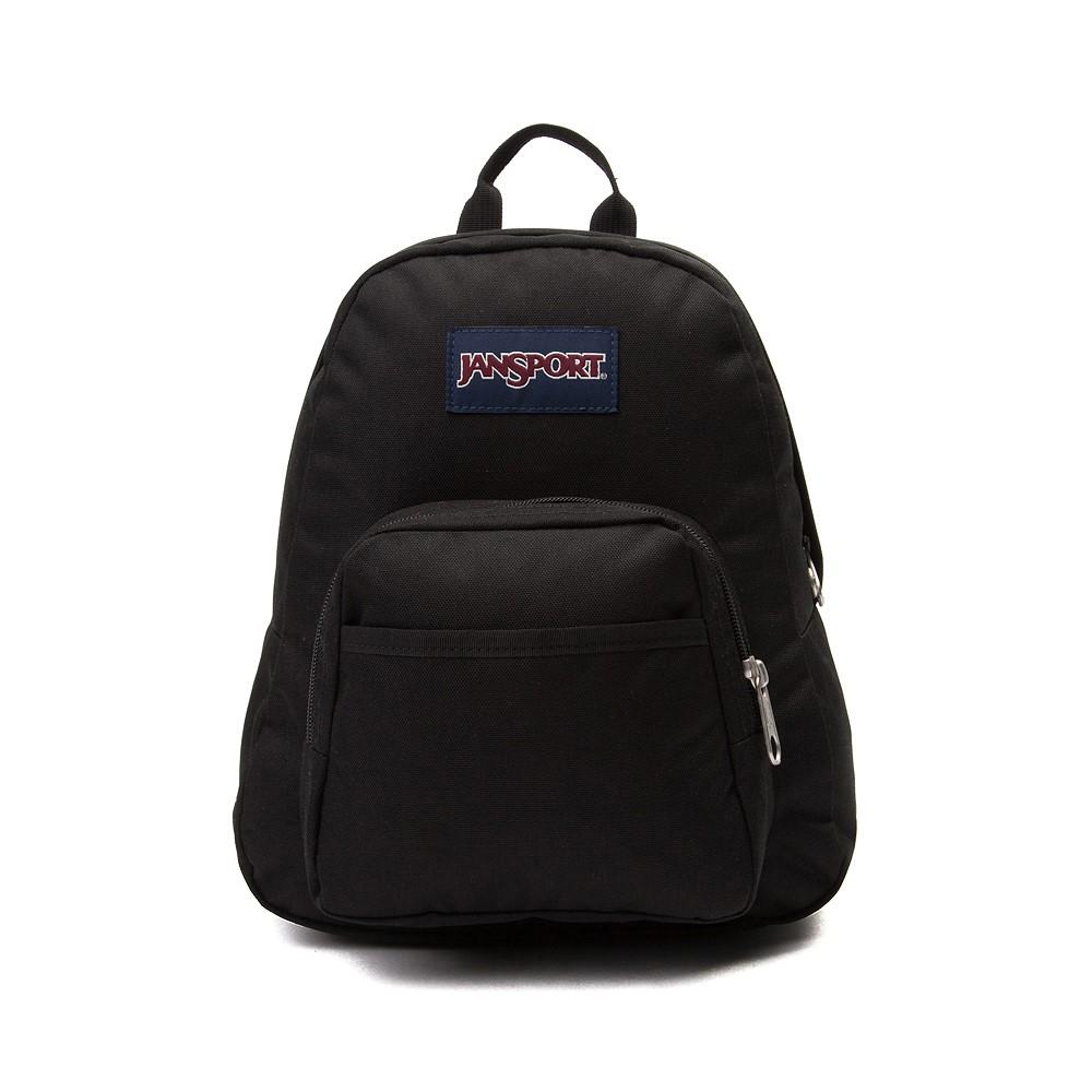 JanSport Half Pint Mini Backpack - Black