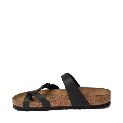 Alternate view of Womens Birkenstock Mayari Sandal - Black