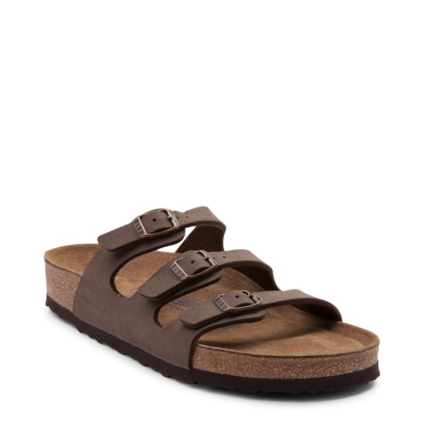 alternate image alternate view Womens Birkenstock Florida Soft Footbed SandalALT1