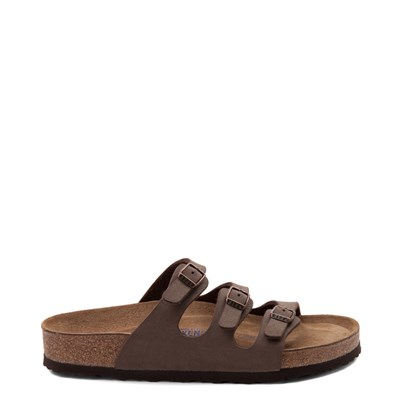 Main view of Womens Birkenstock Florida Soft Footbed Sandal