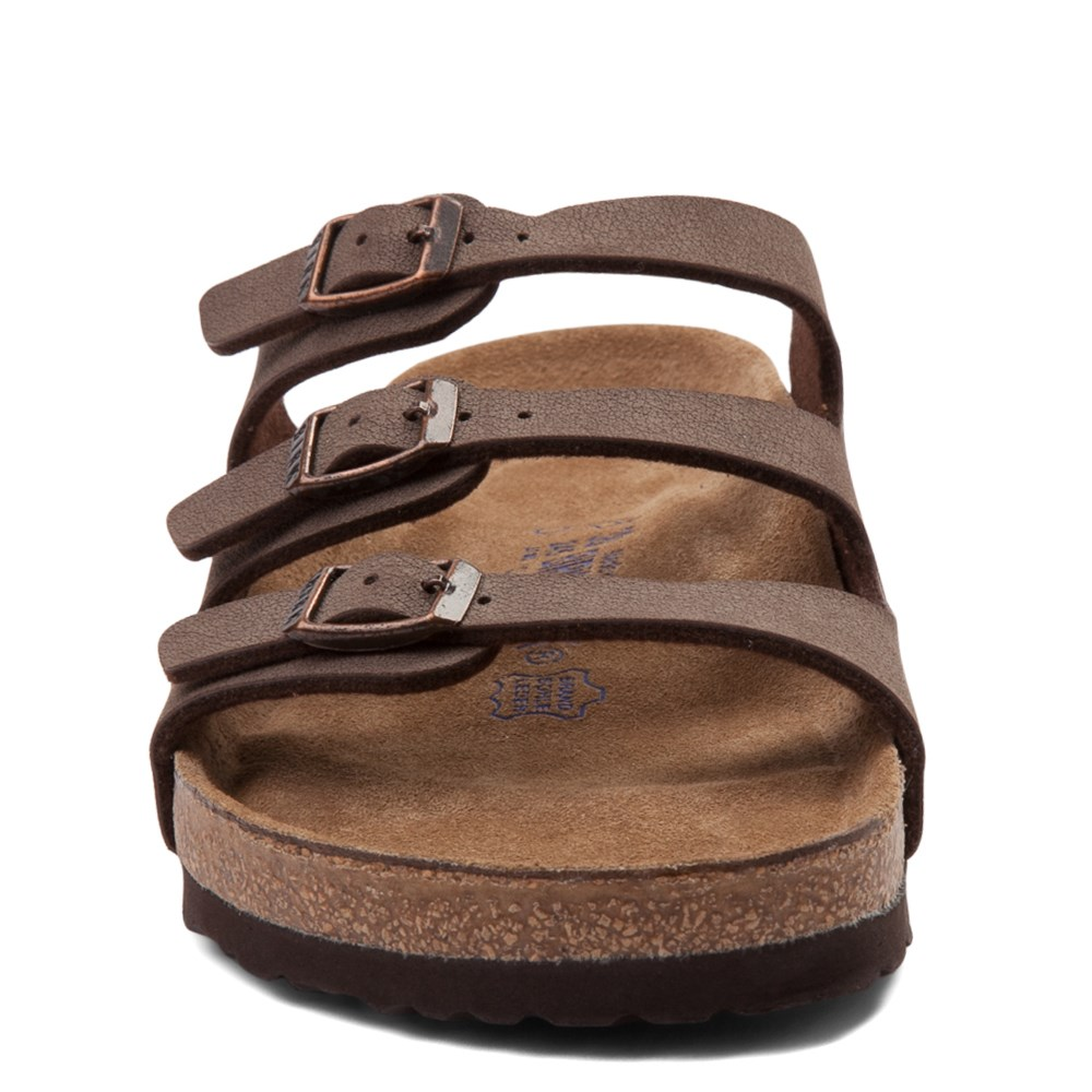 ad6be0828cd0 Womens Birkenstock Florida Soft Footbed Sandal