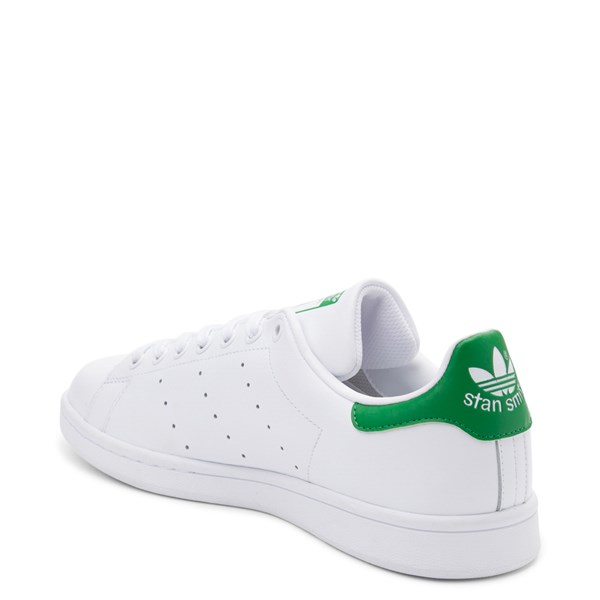 alternate image alternate view Mens adidas Stan Smith Athletic Shoe - White / GreenALT2