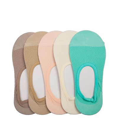 Main view of Womens Mesh Liners 5 Pack