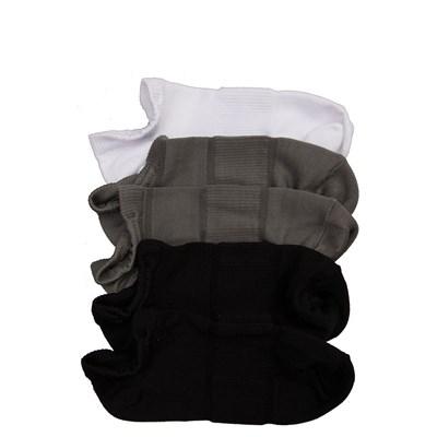 Main view of Womens Microfiber Low Cut Socks 5 Pack