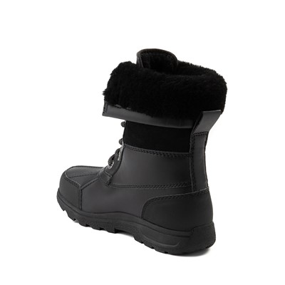Alternate view of UGG® Butte II Boot - Little Kid / Big Kid - Black