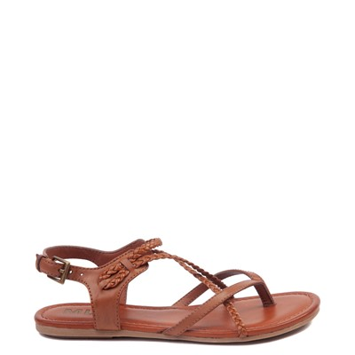 Main view of Womens MIA Adrianna Sandal - Cognac