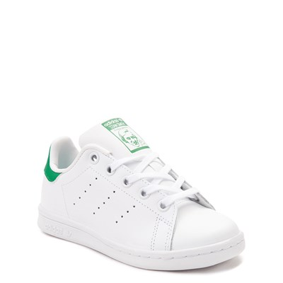 Alternate view of adidas Stan Smith Athletic Shoe - Little Kid