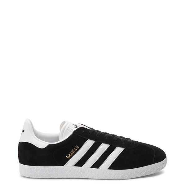 Mens adidas Gazelle Athletic Shoe - Black / White