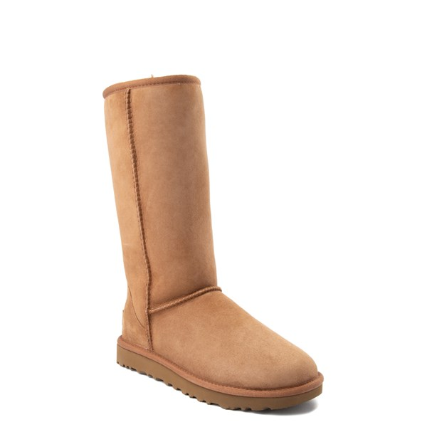 alternate image alternate view Womens UGG® Classic Tall BootALT1