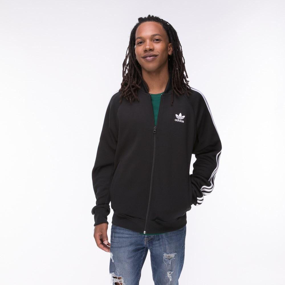 Mens adidas Superstar Track Jacket