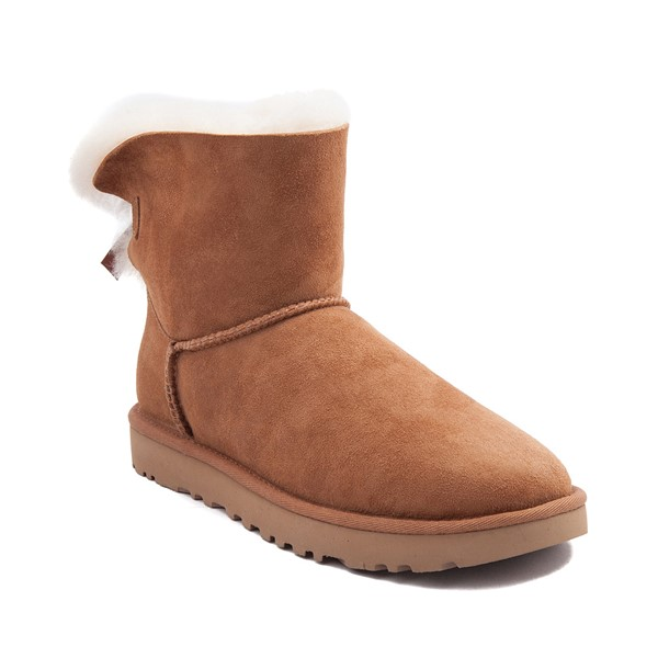 alternate image alternate view Womens UGG® Mini Bailey Bow II BootALT5