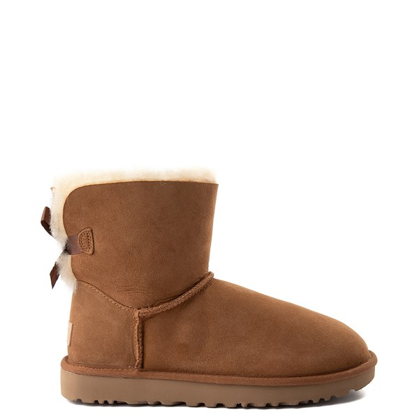 Main view of Womens UGG® Mini Bailey Bow II Boot