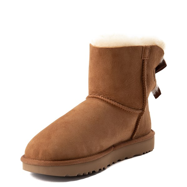 alternate image alternate view Womens UGG® Mini Bailey Bow II BootALT3