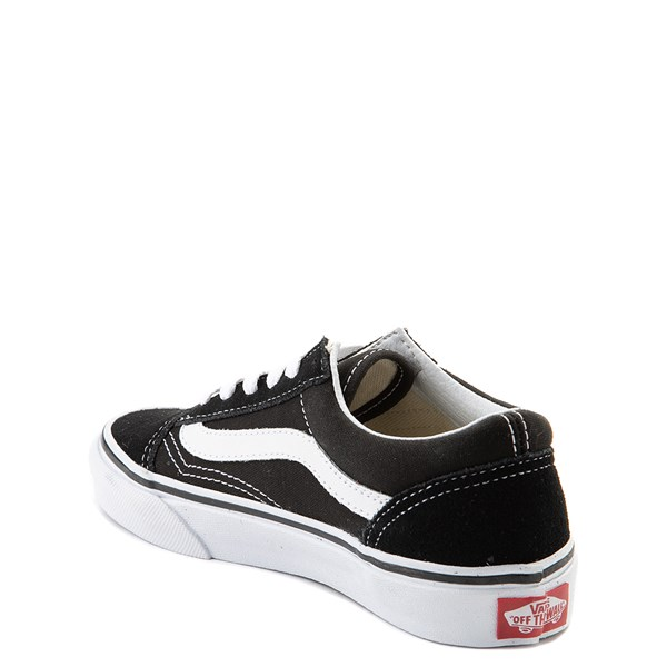 alternate image alternate view Vans Old Skool Skate Shoe - Little Kid / Big KidALT2